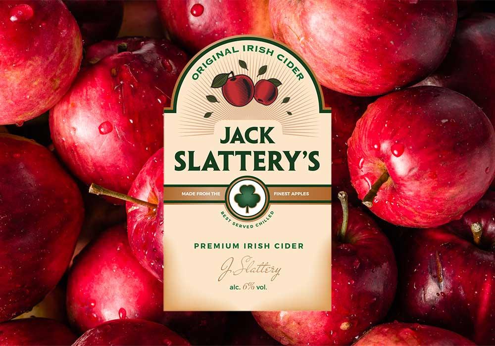 Charter Brands JS Label Apple