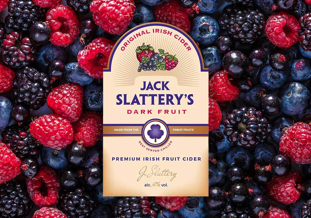 Charter Brands JS Label Dark Fruit